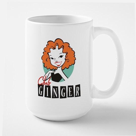 Club Ginger Large Mug