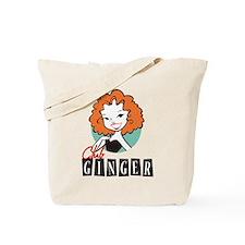 Club Ginger Tote Bag
