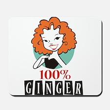100% Ginger Mousepad