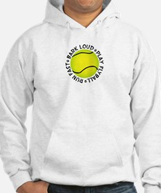 Play Flyball Hoodie