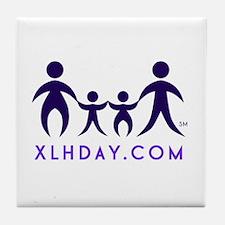 Simple Logo Tile Coaster