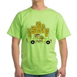 City Dog Green T-Shirt