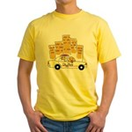 City Dog Yellow T-Shirt