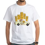 City Dog White T-Shirt