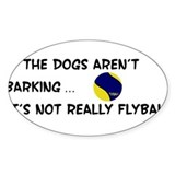 Flyball Bumper Stickers