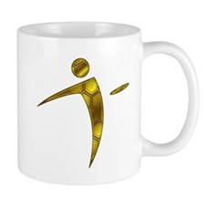 Nano Disc Golf HONEYCOMB Logo Mug