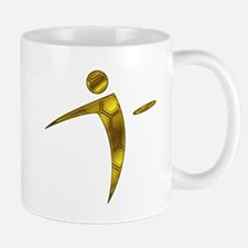 Nano Disc Golf HONEYCOMB Logo Mug
