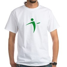 Nano Disc Golf GREEN Logo Shirt