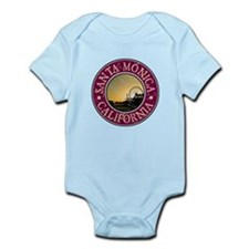 Santa Monica, California Infant Bodysuit