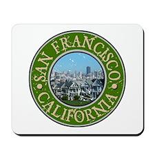 San Francisco, California Mousepad