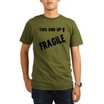 A Christmas Story Fragile Organic Men's T-Shirt (d