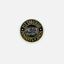 Pittsburgh, Pennsylvania Mini Button