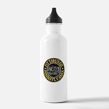 Pittsburgh, Pennsylvania Water Bottle