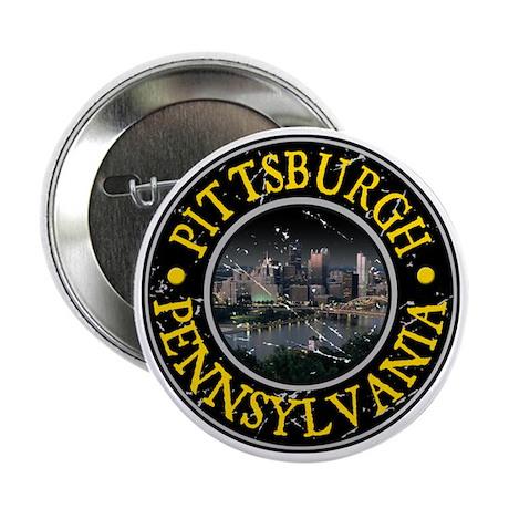 "Pittsburgh, Pennsylvania 2.25"" Button"