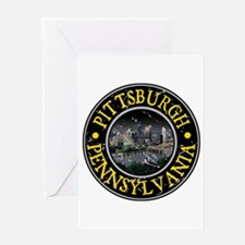 Pittsburgh, Pennsylvania Greeting Card