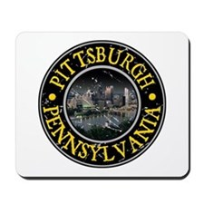 Pittsburgh, Pennsylvania Mousepad