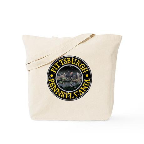 Pittsburgh, Pennsylvania Tote Bag