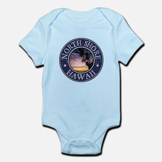 North Shore, Hawaii Infant Bodysuit