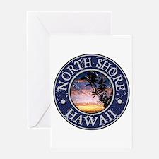 North Shore, Hawaii Greeting Card