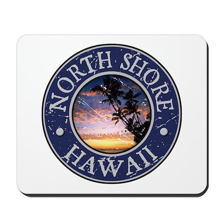North Shore, Hawaii Mousepad