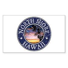 North Shore, Hawaii Decal