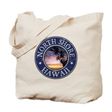 North Shore, Hawaii Tote Bag