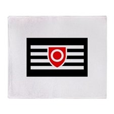 Ownership Flag - Throw Blanket