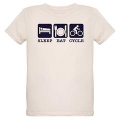 Sleep eat cycle T-Shirt