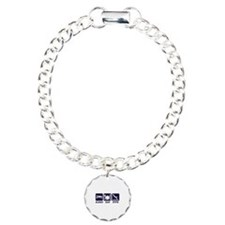 Sleep eat dive Charm Bracelet, One Charm