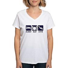 Sleep eat scubadive Shirt
