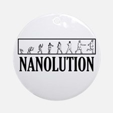 Nanolution Ornament (Round)