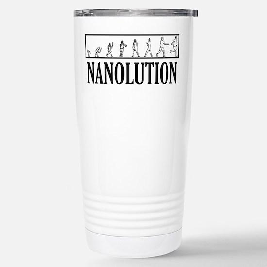 Nanolution Stainless Steel Travel Mug