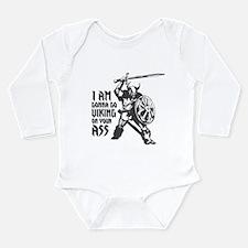 I'm gonna go Viking Long Sleeve Infant Bodysuit