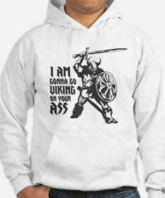 I'm gonna go Viking Hoodie