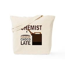 Chemist Chocoholic Gift Tote Bag
