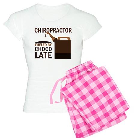 Chiropractor Chocoholic Gift Women's Light Pajamas