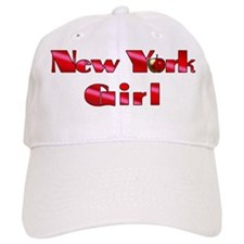 New York Girl Baseball Cap