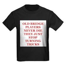 Duplicate bridge T