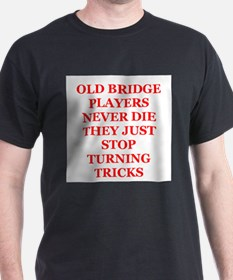 Duplicate bridge T-Shirt