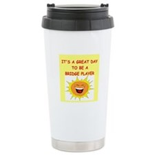 Duplicate bridge Travel Coffee Mug