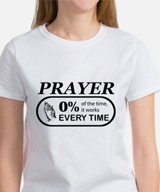 Prayer 0 percent Tee