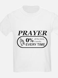 Prayer 0 percent T-Shirt