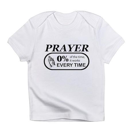 Prayer 0 percent Infant T-Shirt