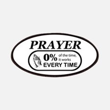 Prayer 0 percent Patches