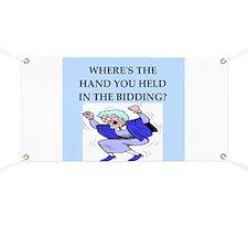Duplicate bridge Banner