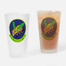 47th Fighter Squadron Drinking Glass