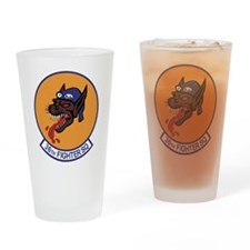 36th Fighter Squadron Drinking Glass