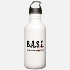 B.A.S.E. Skydiver Water Bottle