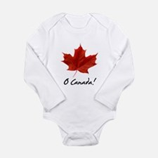 O_Canada_red_blackLetters copy Body Suit