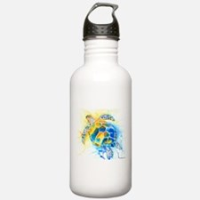 More Sea Turtles Water Bottle